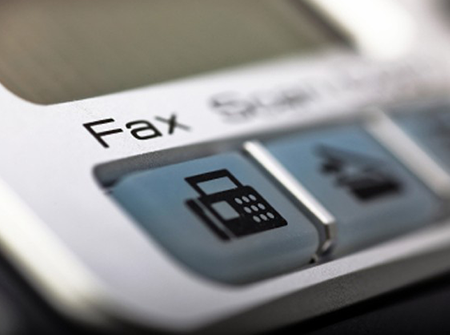 Ремонт факсов в СПб