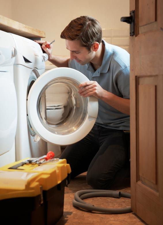 Подключение и установка стиральных машин в Санкт-Петербурге