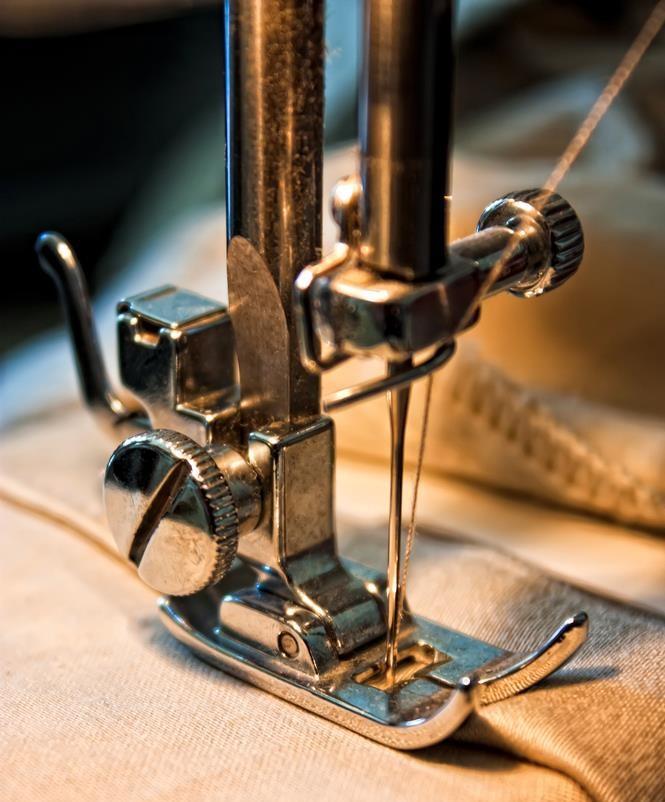 Ремонт швейных машин и оверлоков в Санкт-Петербурге