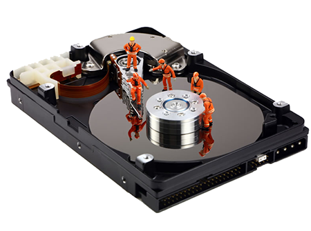 Восстановление данных с жесткого диска, с флешки, карт памяти и других накопителей