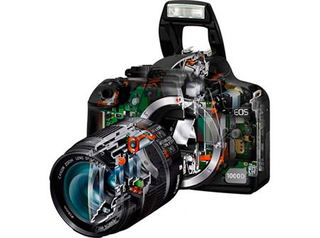 Ремонт фотоаппаратов в Санкт-Петербурге