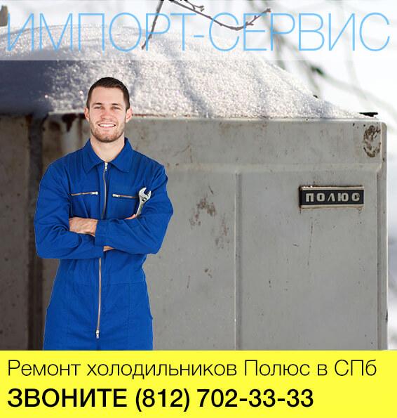 Ремонт холодильника Полюс