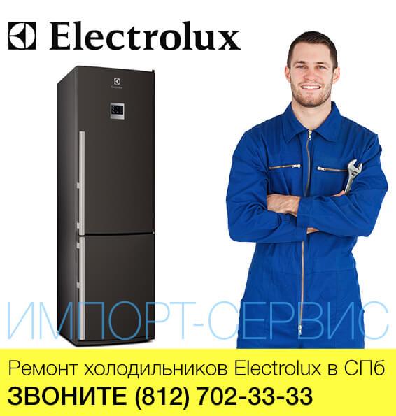 Ремонт холодильников Электролюкс - Electrolux в СПб