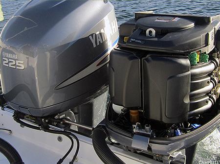 Ремонт лодочных моторов в Санкт-Петербурге