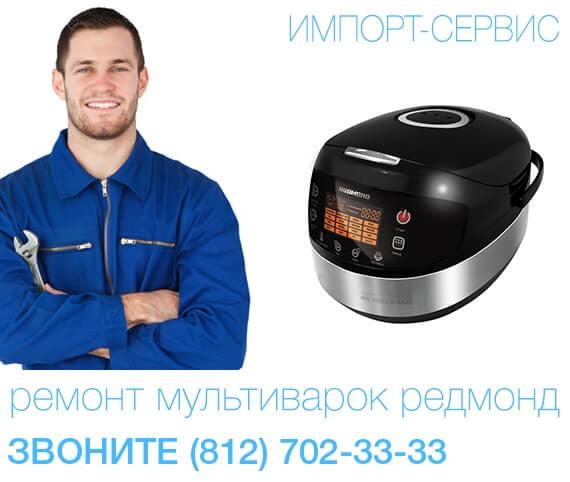 Ремонт мультиварок Редмонд в Санкт-Петербурге