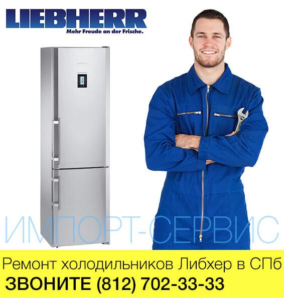 Ремонт холодильников Либхер - Liebherr в СПб