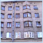 Дом кирпичный серия II-05, сталинская застройка