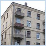 Дом кирпичный серия II-08 сталинская застройка