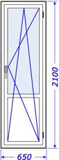 Пластиковые окна, стеклопакеты в доме крупнопанельном, серия 504, брежневская застройка