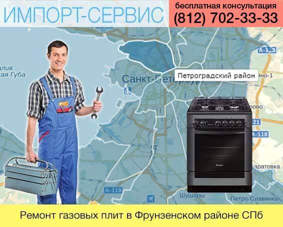 Плита газовая gorenje ремонт в москве